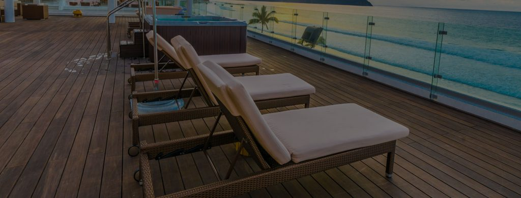pisos deck