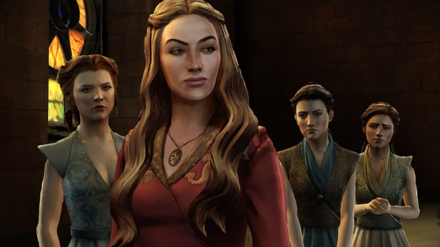GAME OF THRONES VIDEOJUEGO